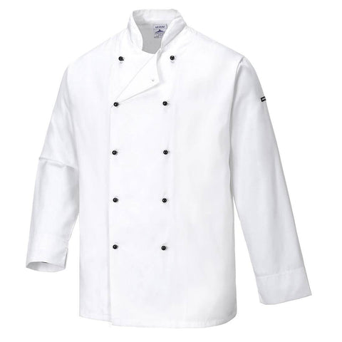 Cornwall Chefs Jacket Medium