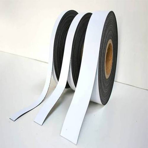 White Magnetic Tape