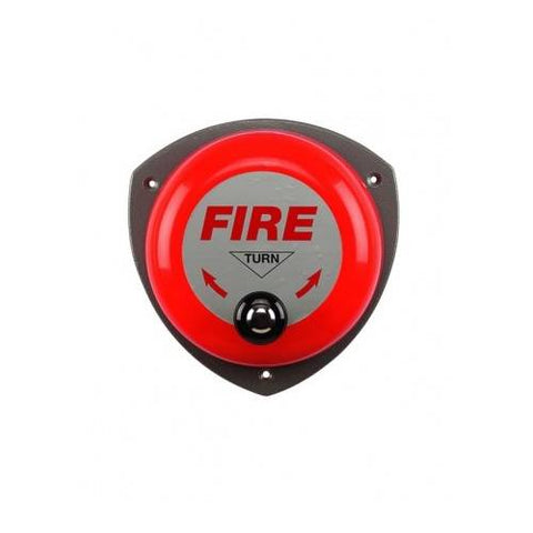 Rotary Hand Bell Fire Alarm
