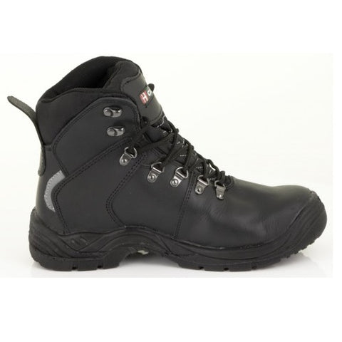 Click Metatarsal Safety Boots Black 7 UK