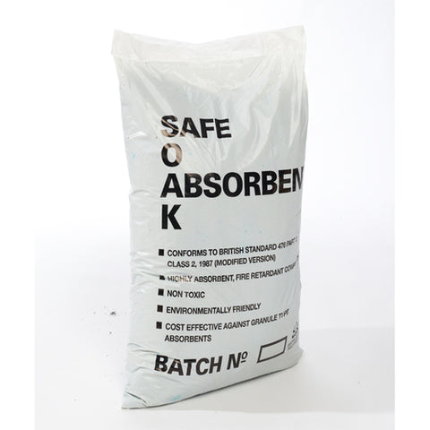 Non Flammable Absorbent Granules