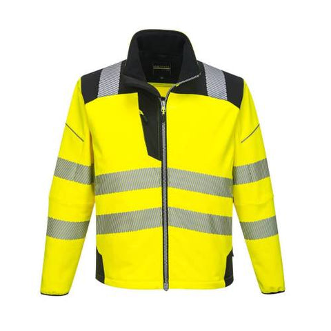 Vision Hi-vis Softshell Jacket 6XL