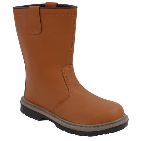Steelite Rigger Boot S1p Hro (unlined) 48