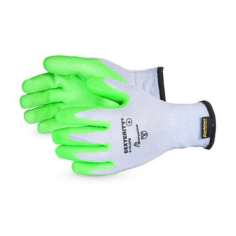 Hi Vis Needle Proof Gloves