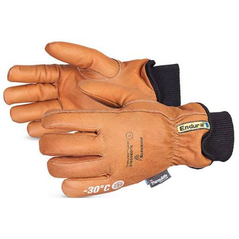 Goat Leather Thinsulate Gloves 3XL