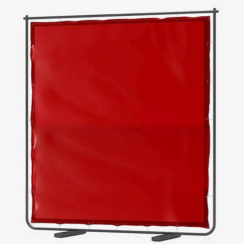 Welding Screen Lightweight Flame Retardant Frame