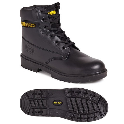 Apache AP300 Safety Boots UK 10