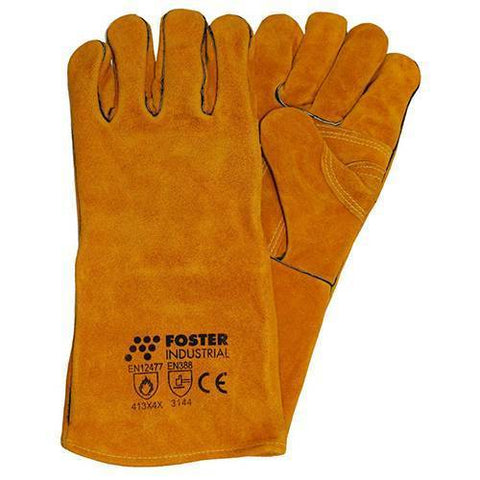 Heavy Duty Welding Gauntlets 10 XL