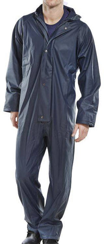 PU Coverall Super Waterproof Medium