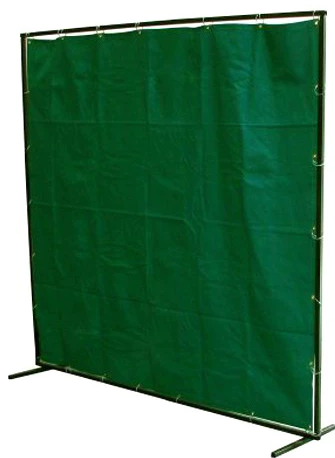6 X 6 Canvas Welding Screen Green