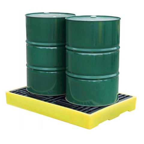 2 Drum Bund Flooring With 130 Litre Sump
