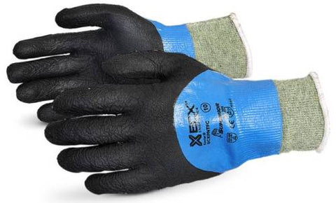 Emerald Cx Glove Full Nitrile Gloves 10 Black