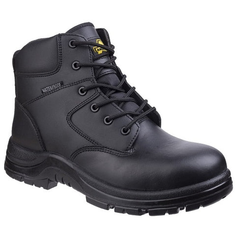 Amblers Safety FS006C Metal Free Waterproof Lace Up Safety Boot UK 6