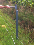 Premium Recycled Plastic Cross Posts with Points