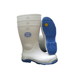 Anvil Zevaz White Safety Wellington Boots