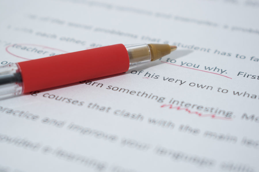 What is Proofreading and Editing?