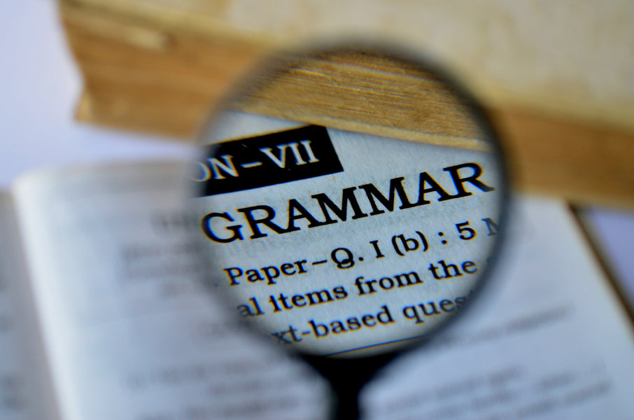How To Check A Sentence For Correct Grammar