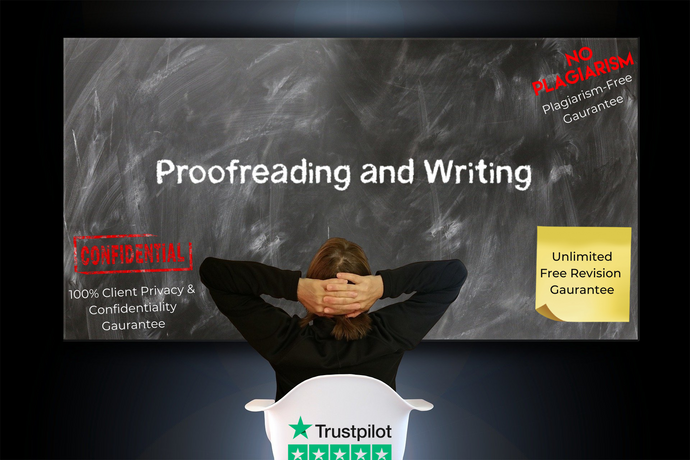 Proofreading and Writing