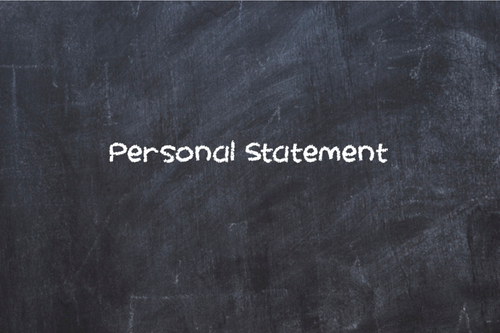 Tell us about your Personal Statement... - Grammarholic