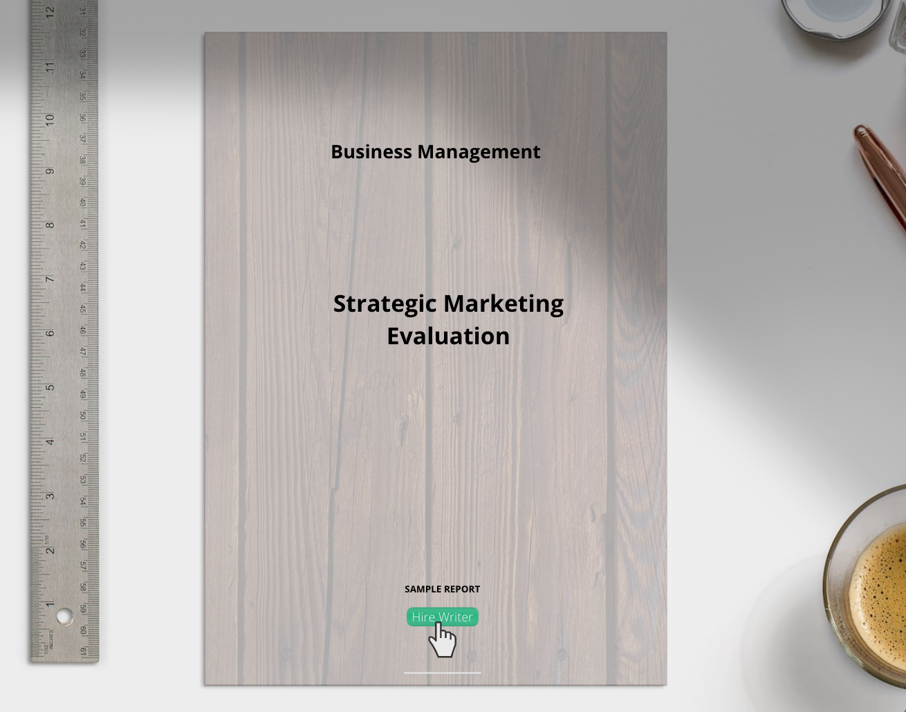 Strategic Marketing Evaluation - Grammarholic
