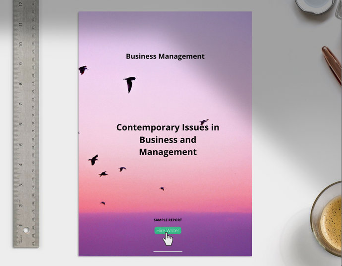 Contemporary issues in Business and Management - Grammarholic