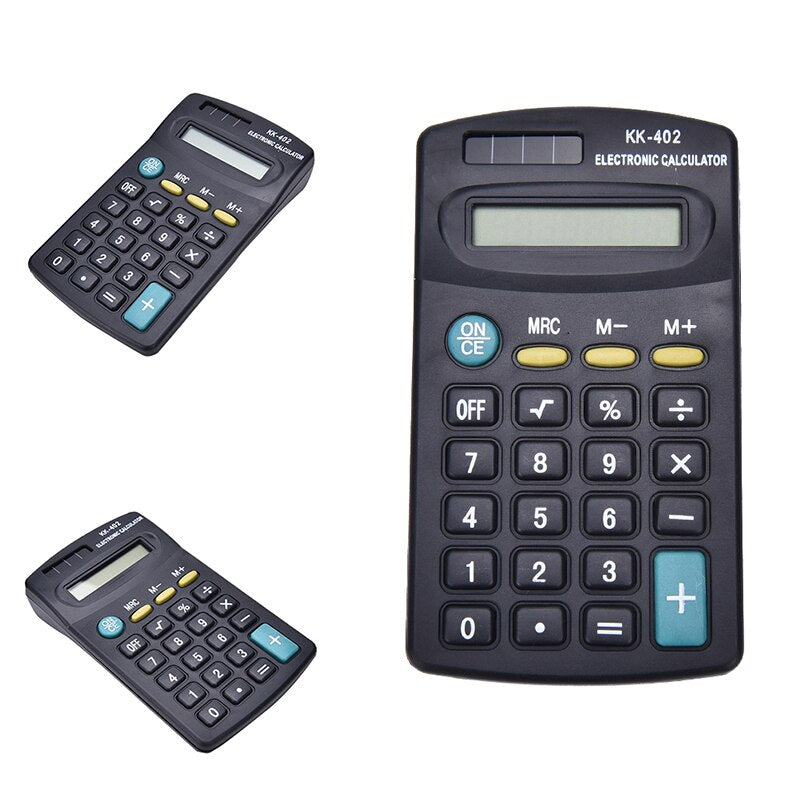 Digit Electronic Calculator School Office - Grammarholic