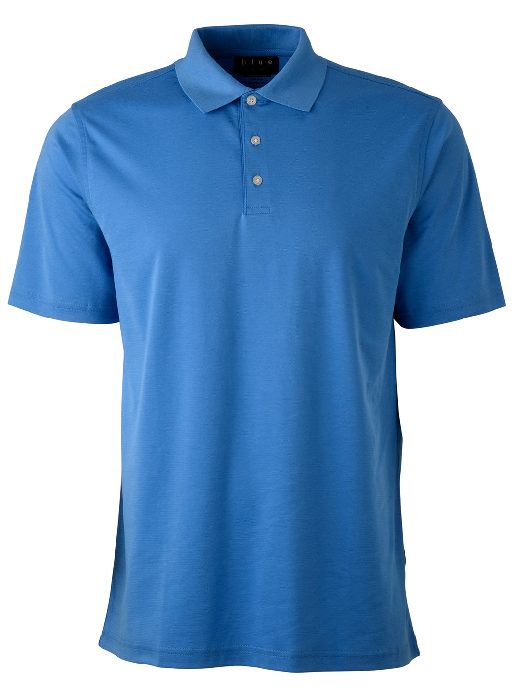 Men's Pima Cotton/Poly Performance Poloshirt