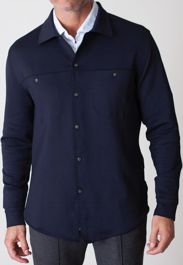 City CPO Shirt Jacket