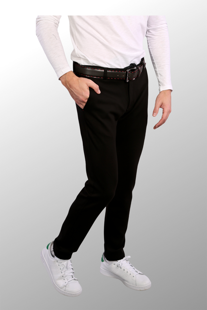 Globetrotter Pant - Black - 7 Downie St.®