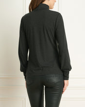 Load image into Gallery viewer, Jersey Long Sleeve Turtleneck