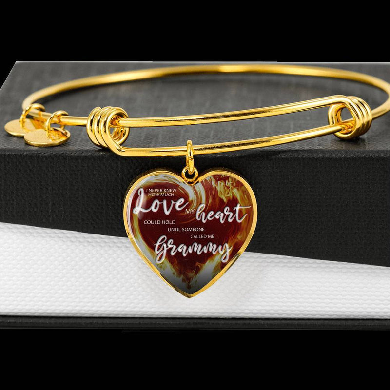 I Never Knew How Much I Love Grammy Pendant Bracelet