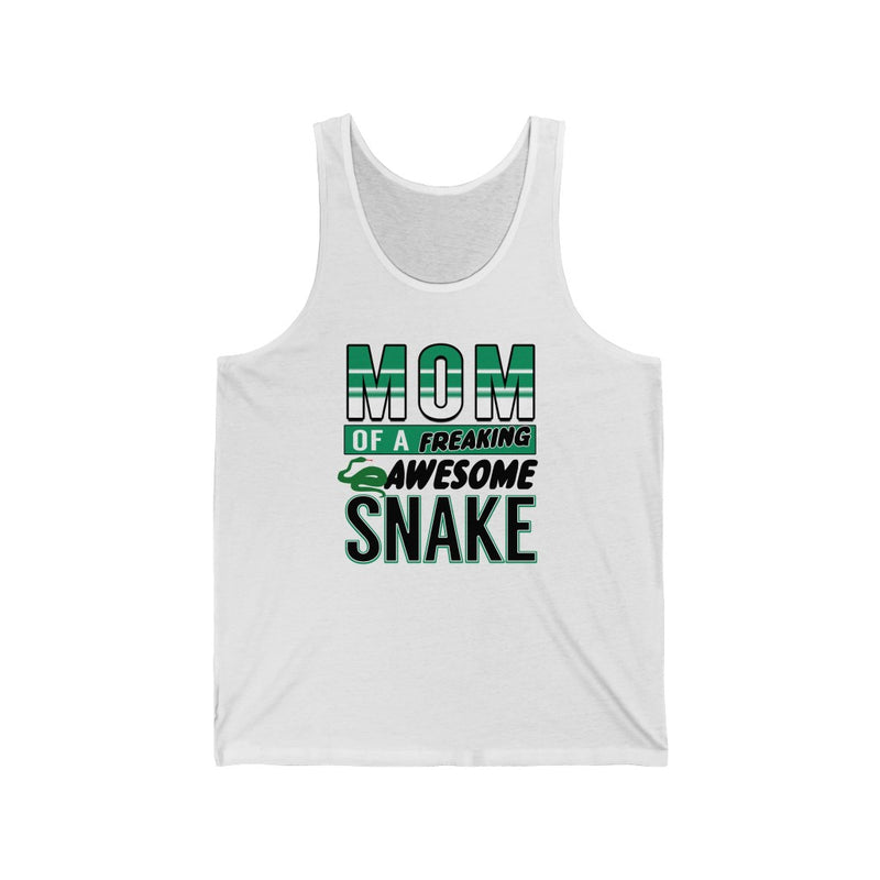Mom Of A Unisex Jersey Tank