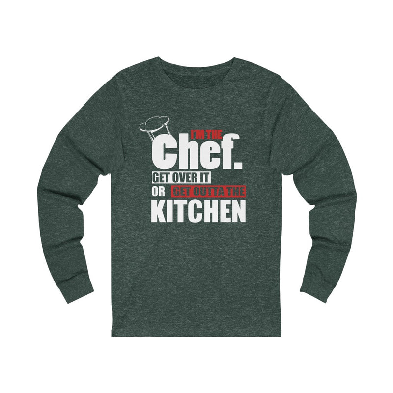 I'm The Chef Unisex Jersey Long Sleeve T-shirt