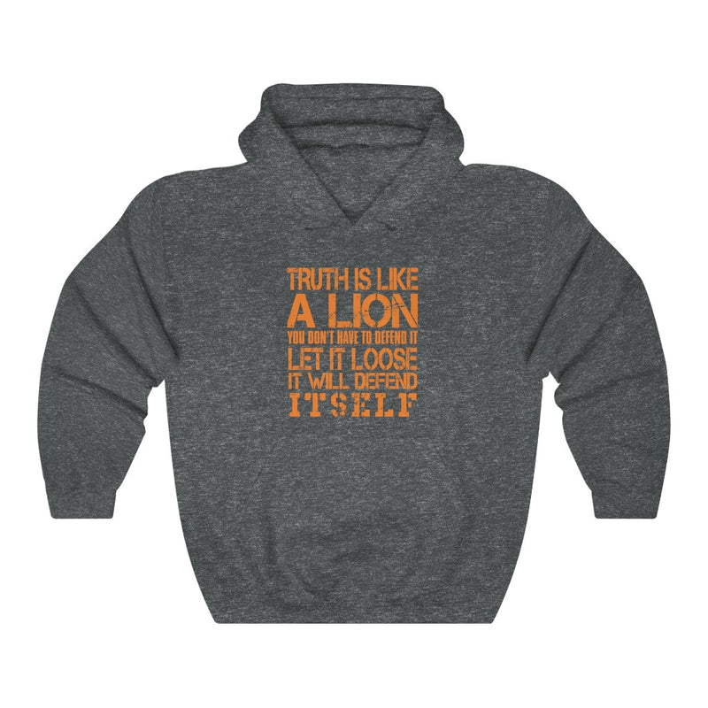 Truth Is Like Unisex Heavy Blend™ Hooded Sweatshirt