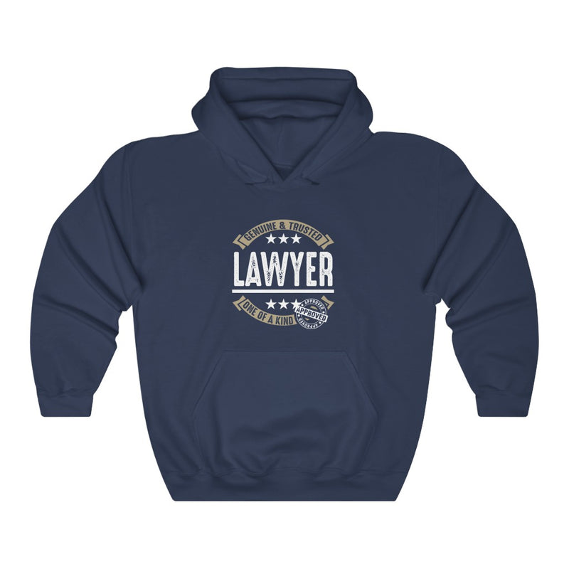 Genuine and Trusted Lawyer Unisex Heavy Blend™ Hoodie