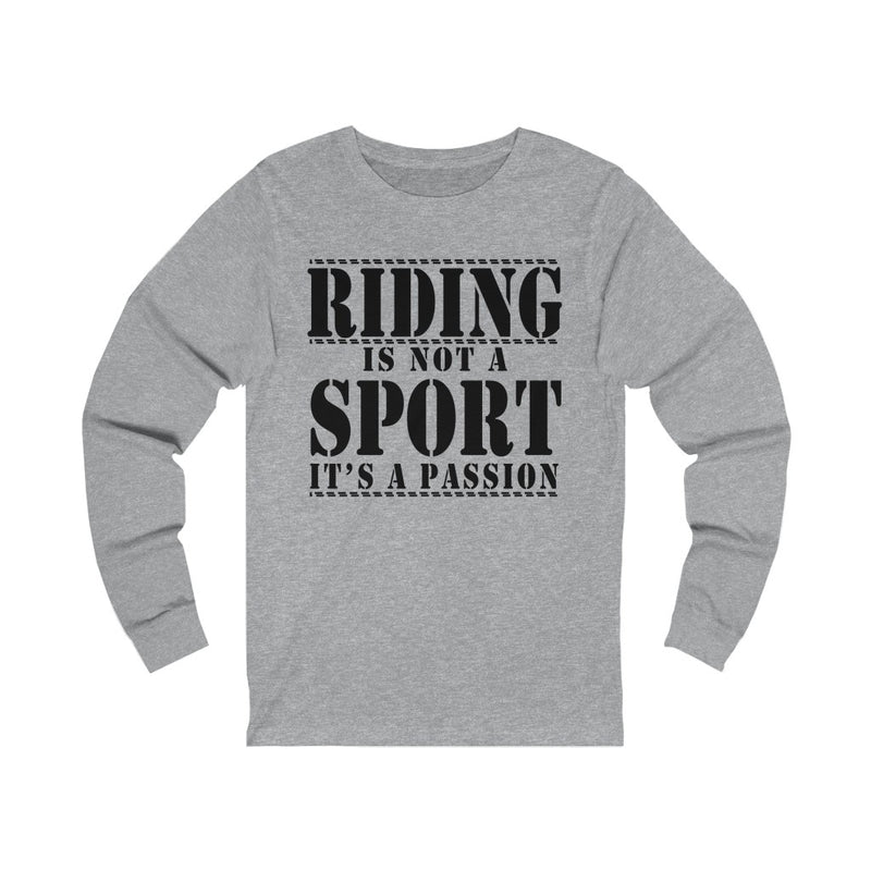 Unisex Jersey Long Sleeve T-shirt