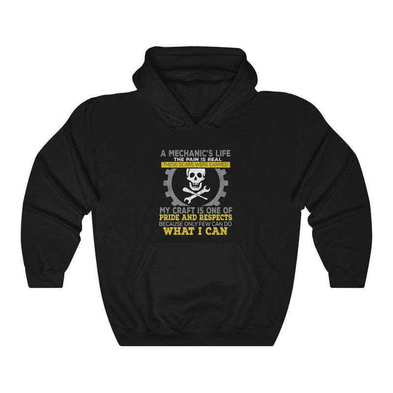 A Mechanic's Life Unisex Heavy Blend™ Hooded Sweatshirt