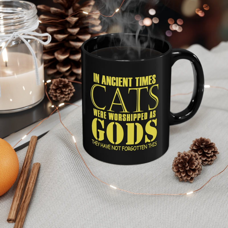 In Ancient Times 11oz Black Mug