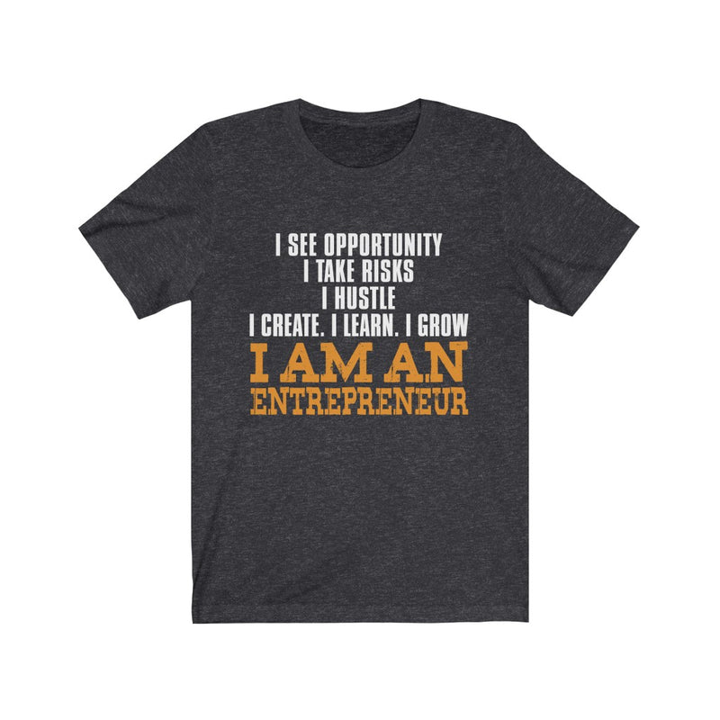 I See Opportunity Unisex Jersey Short Sleeve T-shirt