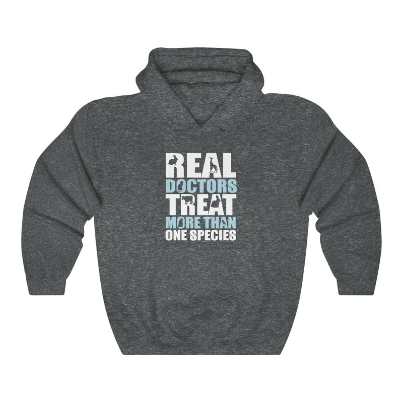 Real Doctors Unisex Heavy Blend™ Hooded Sweatshirt
