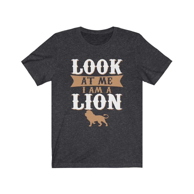 Look At Me Unisex Jersey Short Sleeve T-shirt