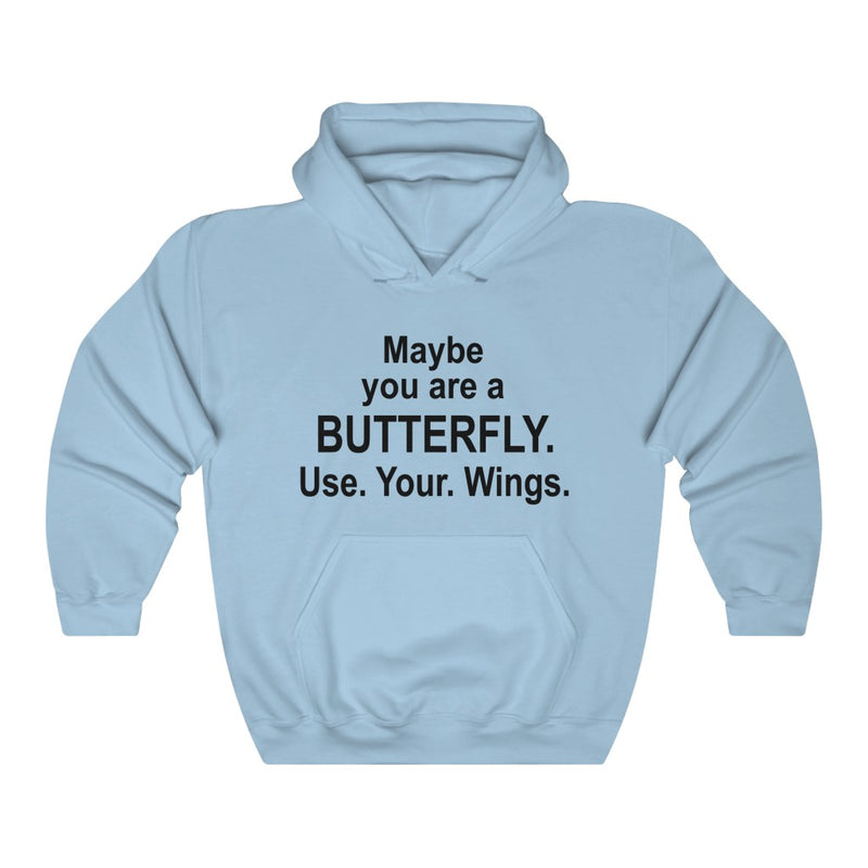 Maybe You Are Unisex Heavy Blend™ Hoodie
