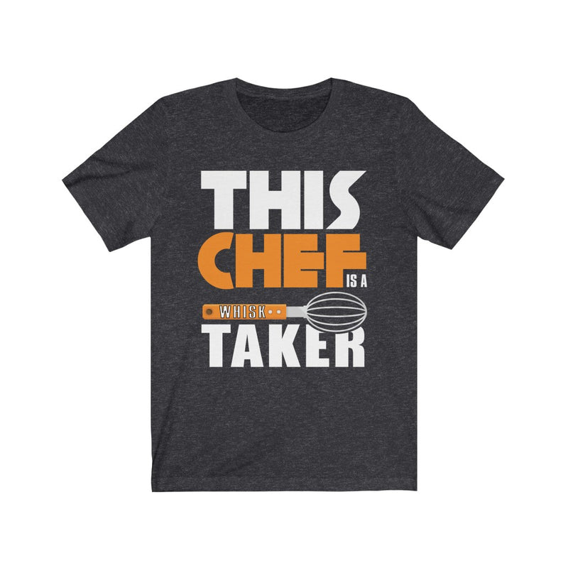 This Chef Unisex Jersey Short Sleeve T-shirt