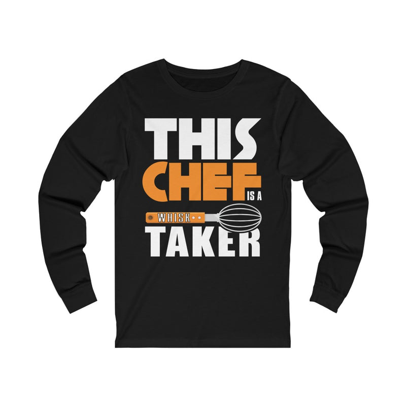 This Chef Unisex Jersey Long Sleeve T-shirt