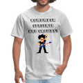 Remember Concerts And Crowds T-Shirt - heather gray