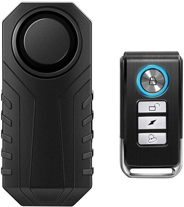 Motorcycle Alarm Wireless Anit-Theft with Remote
