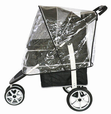 Innopet Uni-Luxe Transparent Raincover For The Comfort (Air and EFA) & All Terrain Strollers