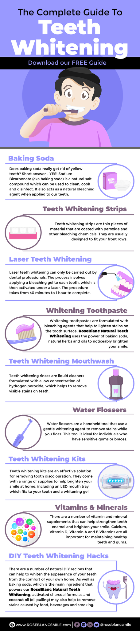 A Complete Guide To Teeth Whitening eBook