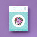 Load image into Gallery viewer, LuxCups Enamel Pin