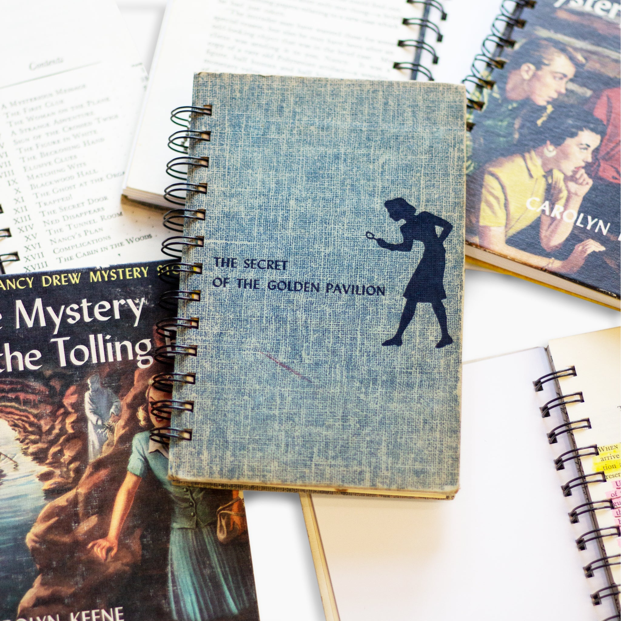 Nancy Drew Journal